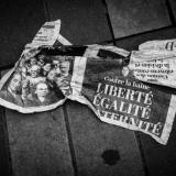 Paris, après les attentats début janvier.