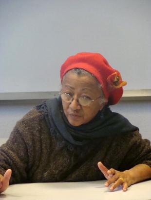Michèle Rakotoson © Daphnelle Tchouateu