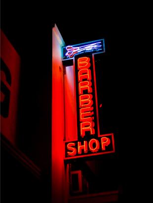 Barbershop CC Leslie Kalohi