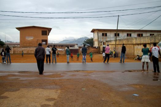 Cameroun CC Fiona Bradley