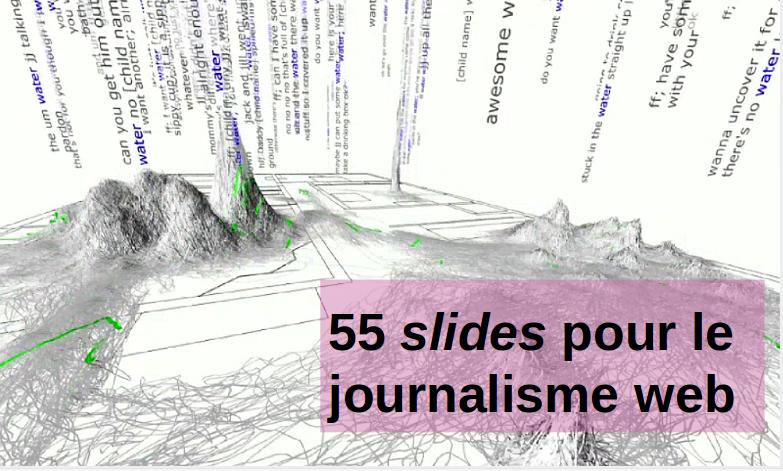 Étudier le journalisme numérique