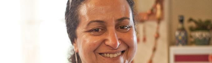 Ilham Jalal : une femme qui n'en decoud pas